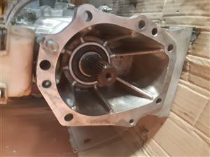 isuzu kb300 4x4 gearbox