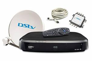 INSTALLATIONS FOR DSTV, SIGNAL CORRECTION, UPGRADES, SUPPLY AND FIX, RELOCATION AND REINSTALLATION, TRIPLE VIEW SETUP