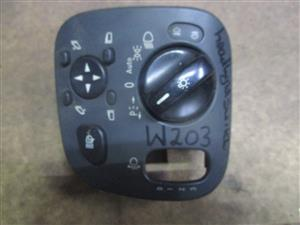 BMW E46 HEAD LAMP SWITCH FOR SALE !!