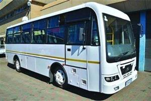 New Tata LPO 918  37 Seater Bus