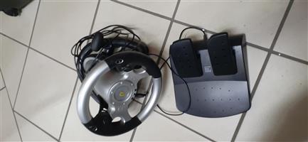 Mega Racing Wheel