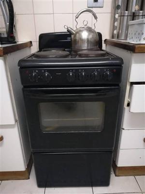 Defy stove.
