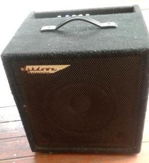 Ashdown 30 watt Bass Amp for sale.