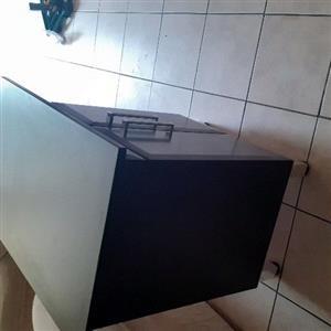 bathroom or side bed cupboard
