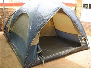 Bushtec tent. As new condition.