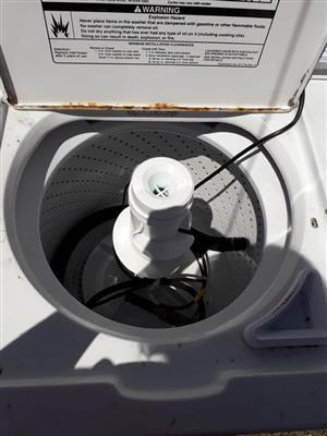 8.2kg Whirlpool