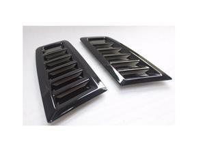 Bonnet Vent FOCUS RS MK2 Style - ABS Plastic Universal