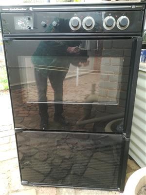 Kelvinator double oven