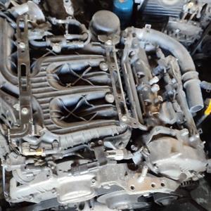 Hyundai Azera 3.3L G6DB engine