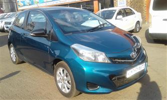 2012 Toyota Yaris 1.0