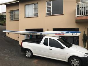Custom Kayaks Mark 1 surfski