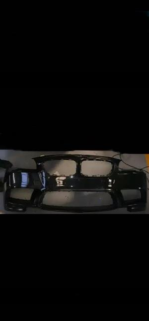 Bmw M5 F10 Front Bumper