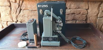 Bolex Cinema Paillard G16 16mm Film Projector