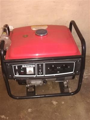 Generator Ryobi RG2700