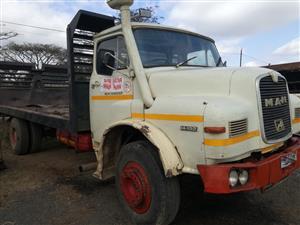 1986 MAN Flat Deck Truck - R59 000 + VAT