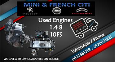 10FS Used Engine for sale