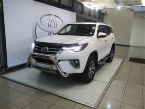 2019 Toyota Fortuner 2.8GD 6 4x4 auto
