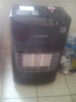 Gas heater + Cylinder 9kg
