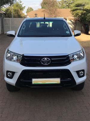 2017 Toyota Hilux double cab HILUX 2.8 GD 6 RB A/T RAIDER P/U D/C