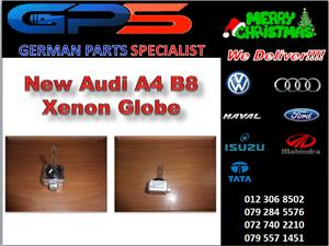 New Audi A4 B8 Xenon Globe for Sale