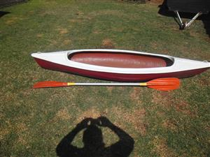 canoe used for fishing Good condition