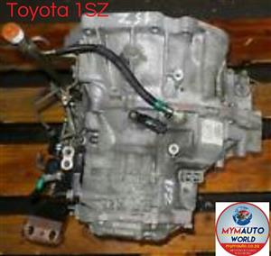 Imported used TOYOTA 1SZ gearbox Complete
