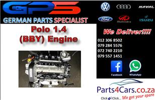 VW Polo 1.4 (BBY) Engine for Sale