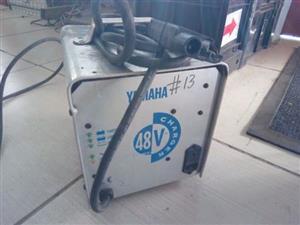 48v Yamaha golf cart charger