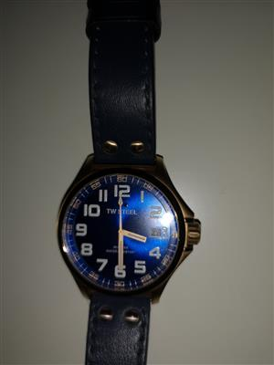 TW STEEL Mens Watch For Sale