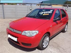 2005 Fiat Palio 1.2 EL 5 door