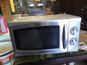 Small microwaves