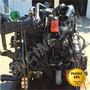 ISUZU 6 CYL DIESEL ENGINE 6HE1 USED ENGINE