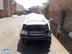 CHEV AVEO LT 1.5 2004 STRIPPING FOR SPARES AND PARTS!!!