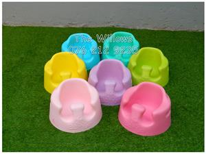 Various Second Hand Bumbo Seats