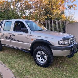 2001 Ford Ranger single cab RANGER 2.2TDCi L/R P/U S/C