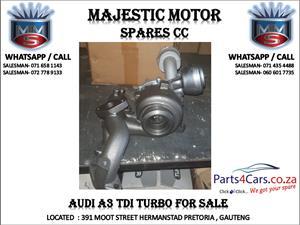 Audi a3 tdi turbo for sale