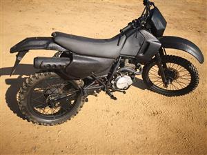 1996 Honda XR