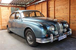 Classic Jag 3.8 MK2