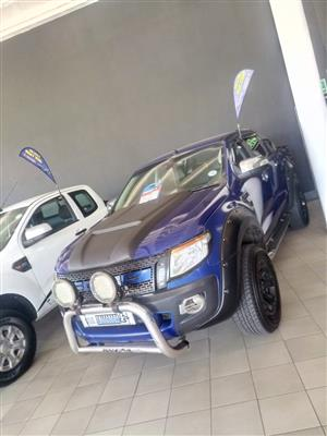 2012 Ford Ranger double cab RANGER 3.2TDCi XLT 4X4 A/T P/U D/C