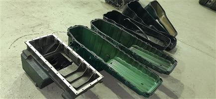 Oil pans/ Sumps for sale for trucks and machines!