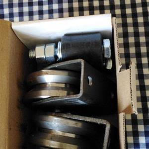 bargain brand new roller wheel kits