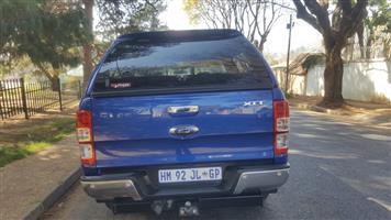 2013 Ford Ranger 3.2 double cab Hi Rider XLT