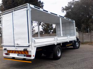 TAUTLINERS SPECIALIST AT NEHS AT THE BEST QUALITY HURRY CALL NOW..!! 0766109796
