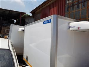 Serco Refrigeration units x 2