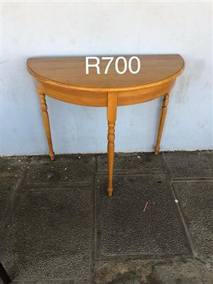 Hall table for sale