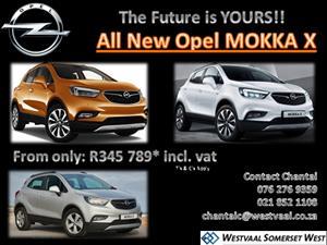 2019 Opel Mokka X MOKKA 1.4T ENJOY