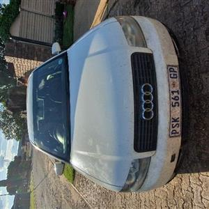 2004 Audi A4 1.8T Attraction