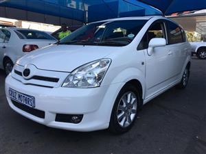 2006 Toyota Corolla Verso 180 SX