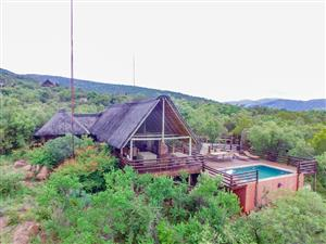 Mabalingwe Nature - Your own secret hideaway