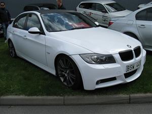 BMW E90 335I M SPORT STRIPPING FOR SPARES